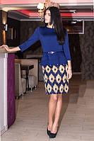 Модное платье из дайвинга