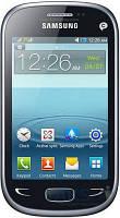 Сенсор (тачскрин) для Samsung Star Deluxe Duos S5292 Black