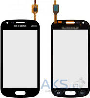 Сенсор (тачскрин) для Samsung Galaxy Trend S7560, Galaxy S Duos S7562 Original Black