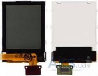 Дисплей (экран) для телефона Nokia 3610 Fold внешний, 6650 Fold внешний, 6555 внешний, N75 внешний, N76 внешний Original