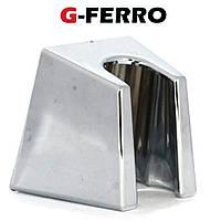 Держатель для душа G-Ferro 001P (пластмассовый)