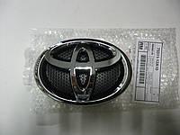 Эмблема оригинальная передняя TOYOTA YARIS HATCHBACK 2012-14 FRONT GRILLE EMBLEM 75311-12A10