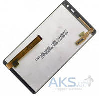 Дисплей (экраны) для телефона HTC Desire 600 Dual Sim, Desire 606w + Touchscreen Original Black