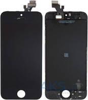 Дисплей (экраны) для телефона Apple iPhone 5 + Touchscreen Original Black