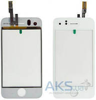 Сенсор (тачскрин) для Apple iPhone 3GS White