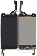 Дисплей (экраны) для телефона HTC Butterfly X920d + Touchscreen Original