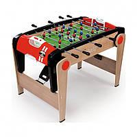 Настольная игра «Smoby» (620500) деревянный раскладной полупрофессиональный футбольный стол Millenium
