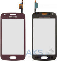 Сенсор (тачскрин) для Samsung Galaxy Ace 3 S7270, Galaxy Ace 3 Duos S7272 Original Red