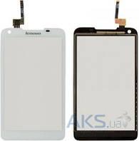 Сенсор (тачскрин) для Lenovo S880i Original White