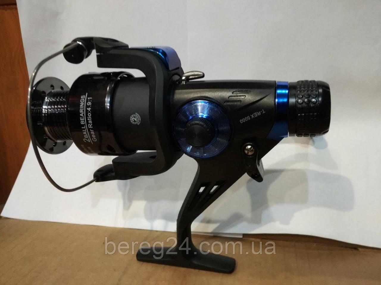 Катушка Fishing roi T-REX 5000