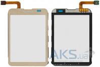 Сенсор (тачскрин) для Nokia C3-01 Original Gold
