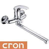 Смеситель для ванны длинный нос Cron Riva Euro (Chr-006)