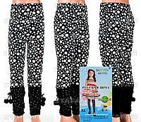 Детские велюровые штанишки на девочку Nailali T731-3 XL-R