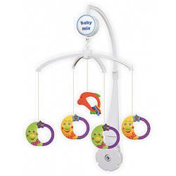 Музыкальный мобиль Baby Mix SK/20034АS Мишки на воздушном шаре