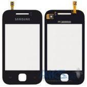 Сенсор (тачскрин) для Samsung Galaxy Y S5360 Original Black