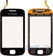 Сенсор (тачскрин) для Samsung Galaxy Gio S5660 Original Black