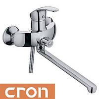 Смеситель для ванны длинный нос Cron Mars (Chr-006)