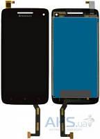 Дисплей (экран) для телефона Lenovo S960 Vibe X + Touchscreen Original Black