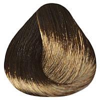 Краска-уход Estel De Luxe 5/70 Светлый шатен коричневый для седых волос 60 мл.