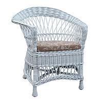 Татьяна Прованс плетенное кресло 780х630х930 мм