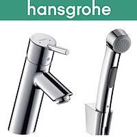 Смеситель Hansgrohe (art 32140000) для биде Talis с душем