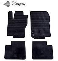 Stingray Модельные автоковрики в салон Мерседес-Бенц мл W166 2011- Комплект из 4-х ковриков (Черный)