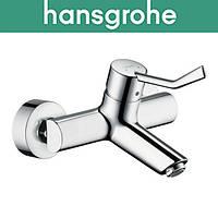 Смеситель Hansgrohe (art 32037000 ) для ванны короткий нос Talis