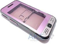 Корпус Samsung S5233 TV Pink