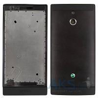 Корпус Sony LT22i Xperia P Black