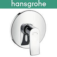 Смеситель Hansgrohe (art 31685000) для душа Metris встраиваемый