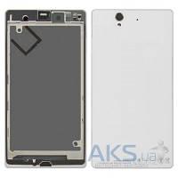 Корпус Sony C6602 L36h Xperia Z / C6603 L36i Xperia Z / C6606 L36a Xperia Z White