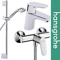 Набор Hansgrohe (art 31933000) для ванной комнаты FOCUS с душкабиной
