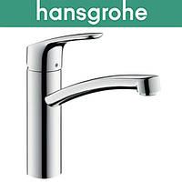 Смеситель Hansgrohe (art 31806000) для кухни  FOCUS E2 160, с накидной гайкой 3/8