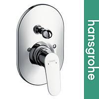 Смеситель Hansgrohe (art 31947000) для ванной встраиваемый FOCUS