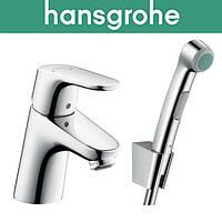 Набор Hansgrohe (art 31926000) для биде  FOCUS E2 без донного клапана