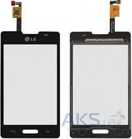 Сенсор (тачскрин) для LG Optimus L4 E440 Original Black