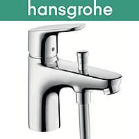 Смеситель Hansgrohe (art 31930000) для ванной и душа Focus E2 Monotrou