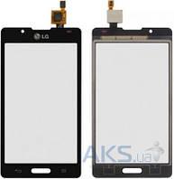 Сенсор (тачскрин) для LG Optimus L7 2 P710, Optimus L7 2 P713 Original Black