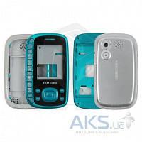 Корпус Samsung B3310 Blue