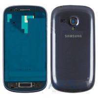 Корпус Samsung I8190 Galaxy S3 mini Dark Blue