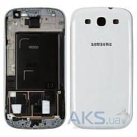 Корпус Samsung I9300 Galaxy S3 White