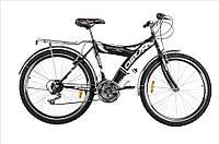 Велосипед OSKAR 26MY-05 Shimano Чёрный Сталь Гарантия 12 мес.