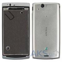 Корпус Sony Ericsson Xperia X12 Arc Silver