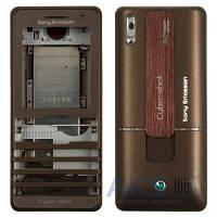 Корпус Sony Ericsson K770 Brown
