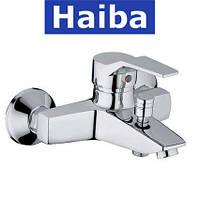 Смеситель для ванны короткий нос HAIBA ZEON (Chr-009)