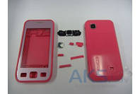 Корпус Samsung S5250 Pink