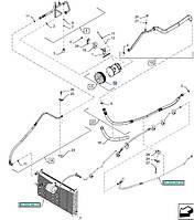 Муфта компресора конд.   403585A1