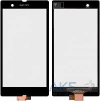 Сенсор (тачскрин) для Sony Xperia Z C6602 L36h, Xperia Z C6603 L36i, Xperia Z C6606 L36a
