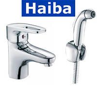 Смеситель для умывальника HAIBA OPUS SH (Chr-001)