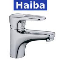 Смеситель для умывальника HAIBA OPUS (Chr-001)